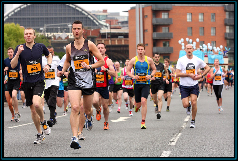 2012 Bupa Manchester 10K