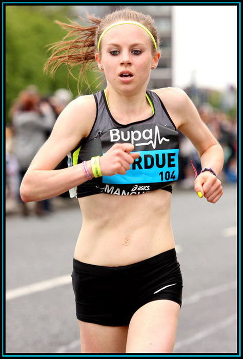 Charlotte Purdue - 2012 Bupa Manchester 10K