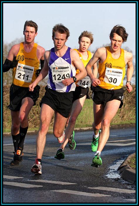 2012 Brass Monkey Half Marathon