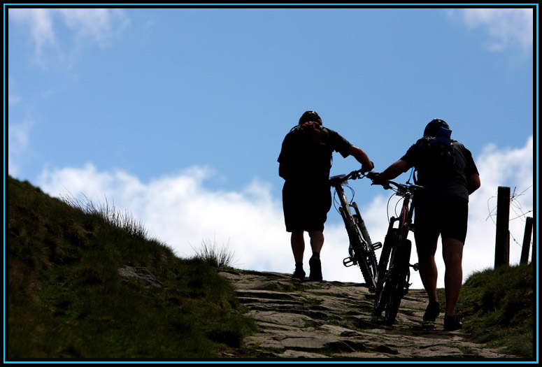 Mountain Biking in Yorkshire