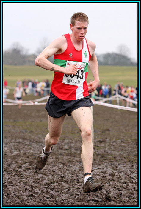 Andy Vernon - 2010 English Cross Country Champion
