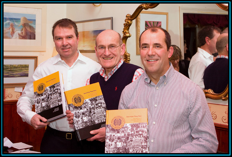 Holmfirth Harriers AC Centenary Book Launch