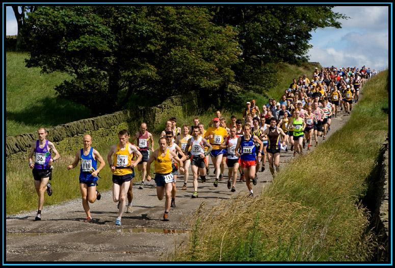 2008 Holme Moss Fell Race