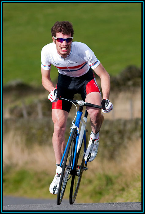 Matt Clinton - 2008 National Hill Climb Champion