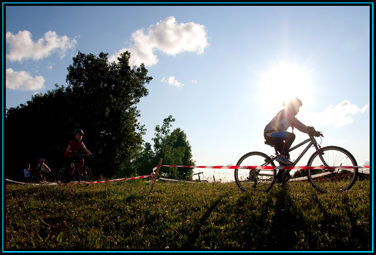 2011 Yorkshire Cyclo Cross Association Summer Series