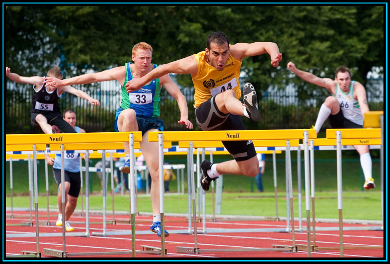 North of England Athletics League Meeting