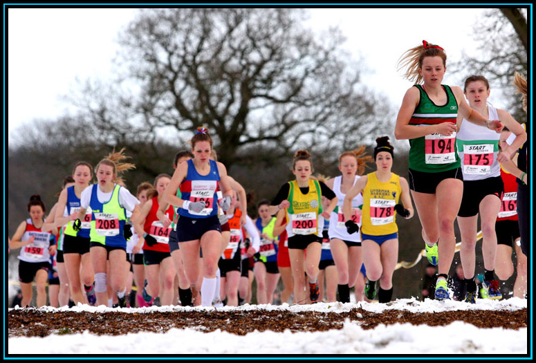 Northern Cross Country Championships 2013