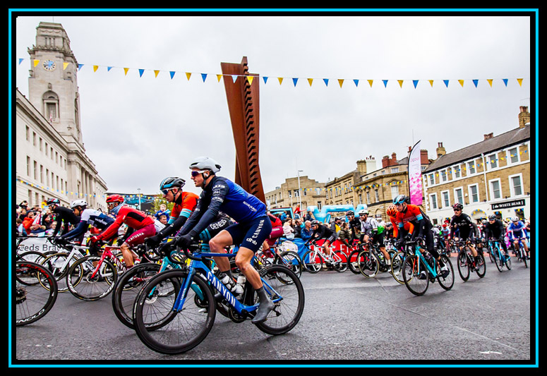 Tour Of Yorkshire 2019 - Barnsley