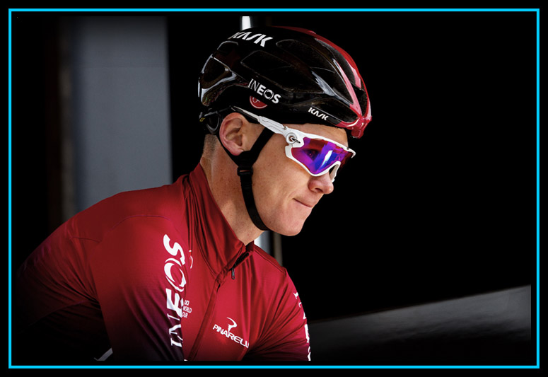 Chris Froome - Tour Of Yorkshire 2019 - Halifax