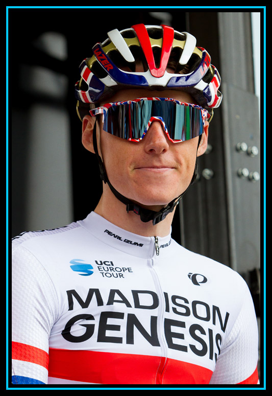 Conner Swift - Tour Of Yorkshire 2019 - Halifax