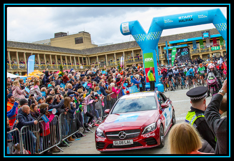 Tour Of Yorkshire 2019 - Halifax