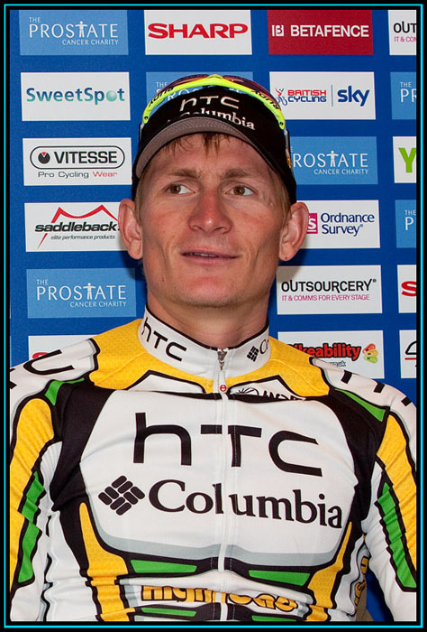 André Greipel - 2012 Tour Of Britain Stage Winner