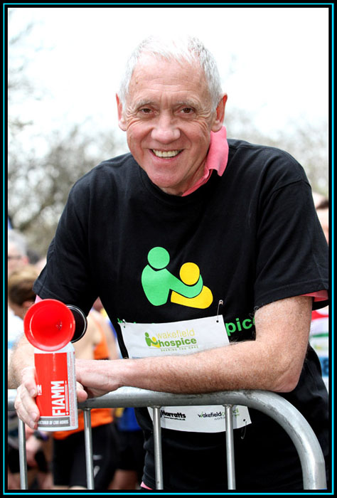 Harry Gration - 2013 Wakefield Hospice 10K