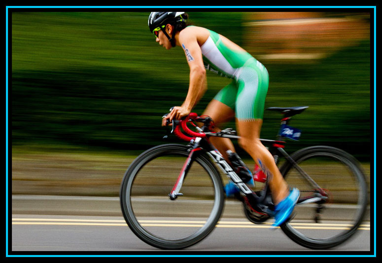 Women's WTS Triathlon Leeds 2017
