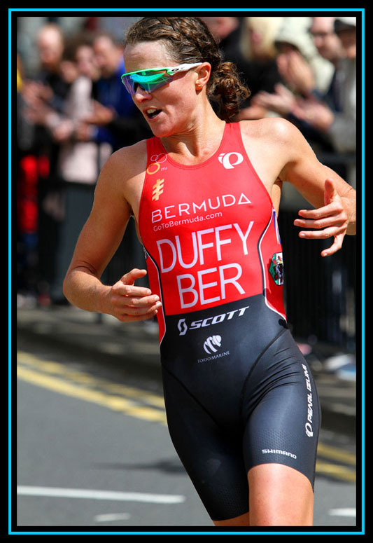 Flora Duffy - WTS Triathlon Leeds 2017