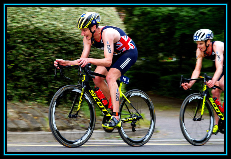 Alistair Brownlee - WTS Triathlon Leeds 2017