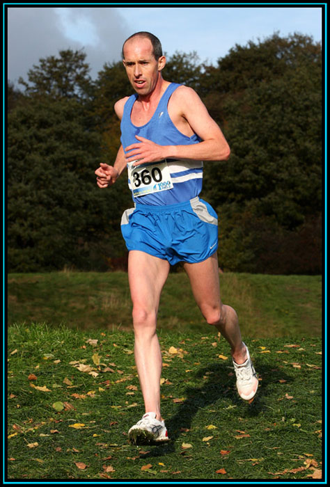 Andrew Pearson - 2010 West Yorkshire Cross Country League