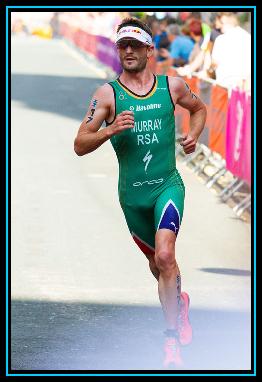 Richard Murray - WTS Leeds Triathlon 2018